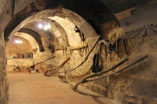 Bodegas historicas Arande de Duero