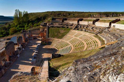 Teatro Clunia Romana